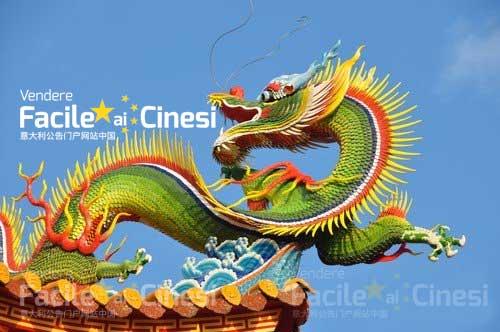 cinesi che comprano