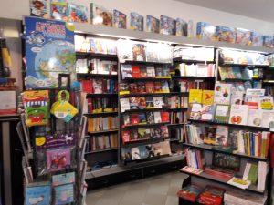 attività commerciale cartoleria - libreria, Grosseto