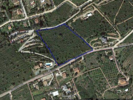 Vendo terreno edificabile, Monte Nieddu provincia di Cagliari