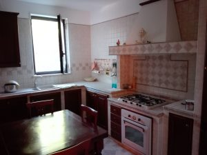 Casa indipendente con terreno a Sulmona