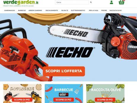 vendesi sito verdegarden