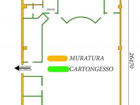Vero Affare open-space, 440 mq San Martino Siccomario, Pavia