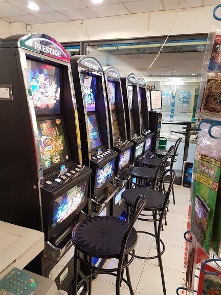Tabaccheria Slot machine Lendinara, Rovigo