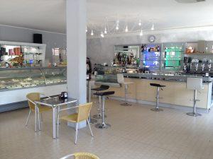 Bar gelateria, Carpi, Modena