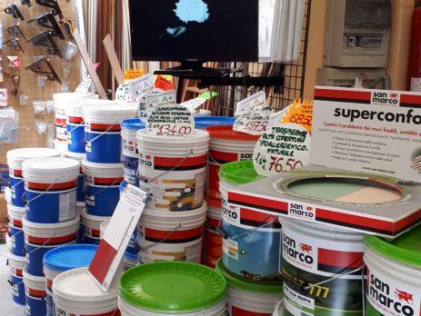 Cedesi colorificio ferramenta fai da te, Giaveno, Torino
