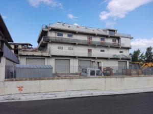 Opificio industriale ad Apice, Benevento