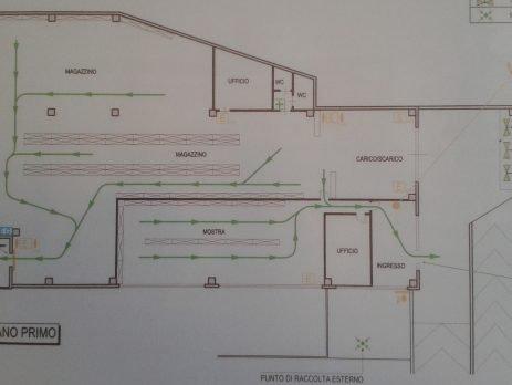 Vendo capannone 900 mq nella Repubblica San Marino