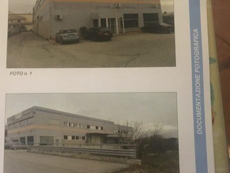 Vendesi locale commerciale più capannoni, Giulianova, Teramo