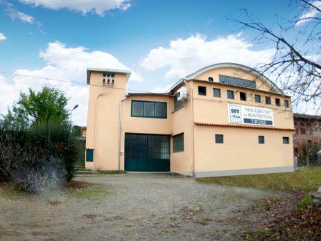 Maglificio a Rovasenda, Vercelli