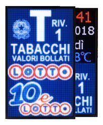 tabaccheria - edicola a Salò, Brescia