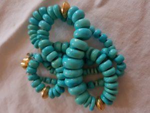 Collana arizona turchese