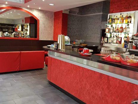 attività commerciale, bar, Parona, Pavia