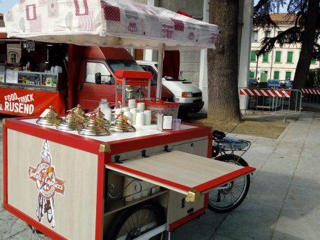 Bici gelato verona