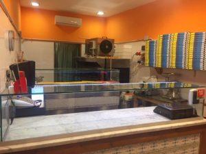Pizzeria da asporto gastronomia, Genova