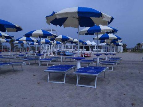 Stabilimento balneare Spiaggia Cagliari - Quartu S'Elena