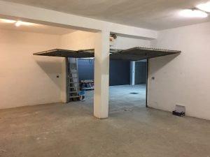 Vendo box 47 mq a Ciriè , Torino