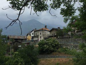 Vendo rustico a 5km da Aosta