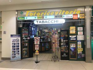 Tabaccheria e Ricevitoria presso Centro Commerciale Coop