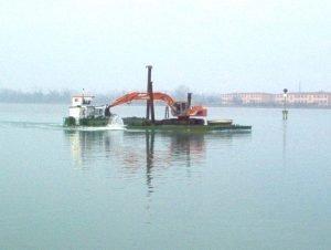 Vendesi impresa di costruzioni settore infrastrutture, Venezia