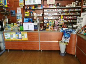 Vendesi tabaccheria centro di Frosinone