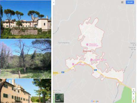 Terreno edificabile, Fonte Nuova, Ara Nova - Aurelia