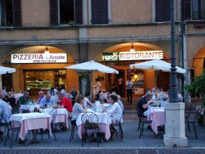 Pizzeria Ristorante in centro storico, Brescia