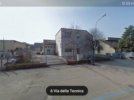 Vendo capannone artigianale, Rimini