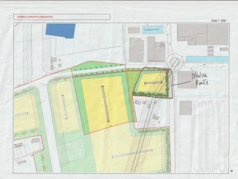 Terreno commerciale area produttiva in vendita a Cesena