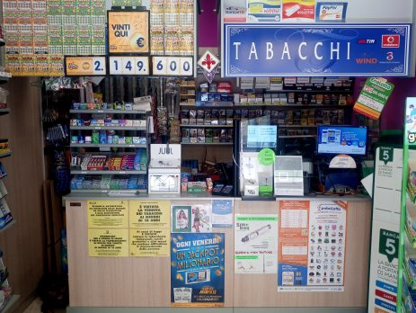 Vendo tabaccheria con slot, Scandicci, Firenze