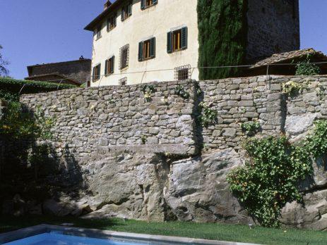 Villa storica Chianti Fiorentino, Greve in Chianti, Firenze