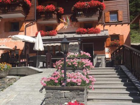 Albergo ristorante bar, Chiesa in Valmalenco, Sondrio