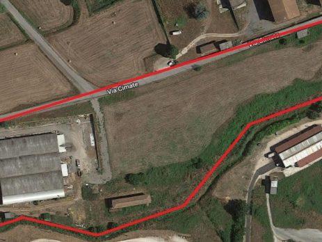 Capannone industriale e commerciale mq 2.500, Paliano, Frosinone