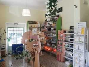 Negozio prodotti bio, Ostuni, Brindisi