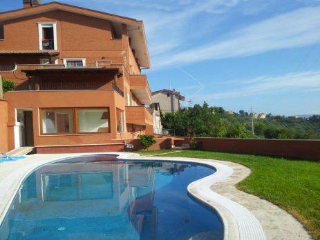 Residence in collina, in vendita a Paliano, Frosinone