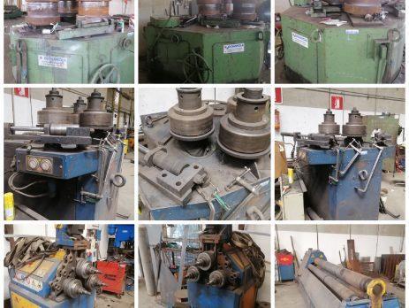 Vendo macchinari e attrezzatura per officina lavorazione ferro e carpenteria pesante, Melpignano, Lecce