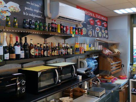 Bar tavola calda in vendita in corso Francia, Torino