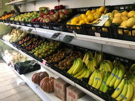 negozio Frutta e verdura, Senigallia, Ancona