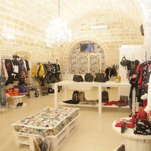 Negozio di abbigliamento, Molfetta, Bari
