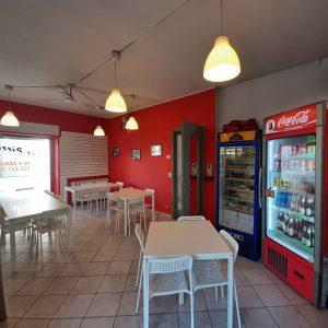 Pizzeria da asporto e kebab, forno a legna, Caluso, Torino