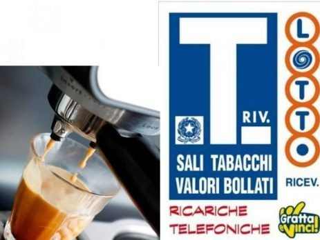 Vendesi tabaccheria bar ristorante sala slot Giulianova, Teramo