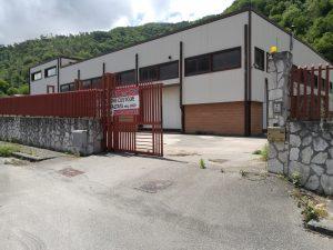Vendesi Opificio per lavorazione frutta secca, Sinagra, Messina