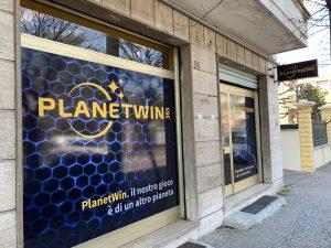 Vendo agenzia di scommesse Planetwin365, Valenza, Alessandria