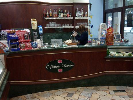 Bar, caffetteria vendesi, Torino