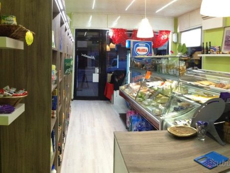 Negozio alimentari e rivendita Pane, Ivrea, Torino