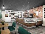 Vendesi Bar Caffetteria Gelateria a Tarquinia, Viterbo