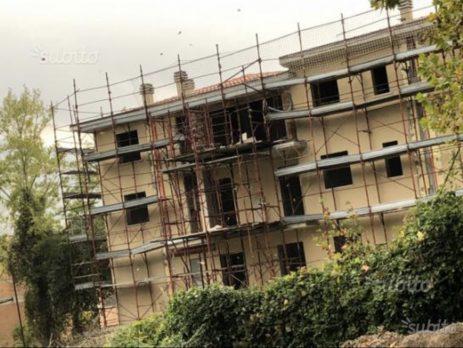6 appartamenti grezzi più terreno edificabile adiacente, Fossombrone, Pesaro e Urbino