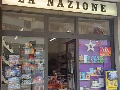Cedesi Edicola a Firenze, Via Allori