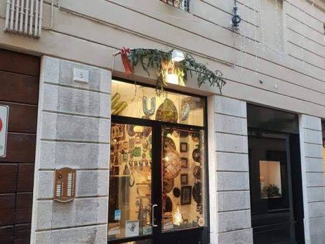 Negozio in affitto a Como centro immediate vicinanze piazza Duomo