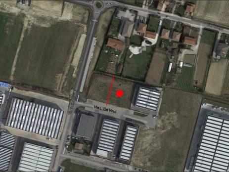 Lotto terreno industriale, Borgoricco. Padova