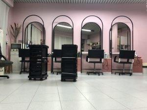 Negozio parrucchieri, Pordenone